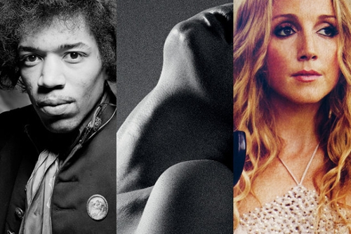 The Inbox: Jimi Hendrix, Rhye, Ashley Monroe and More