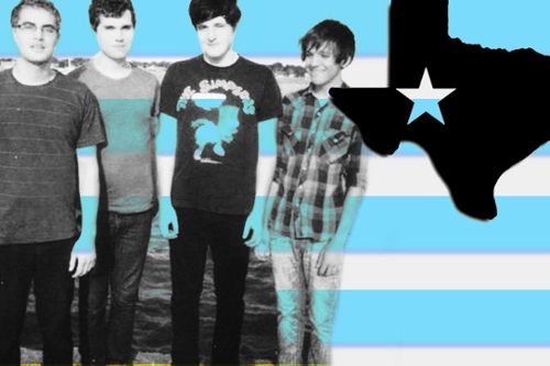 Surfer Blood Talk The Drums:On The Record
