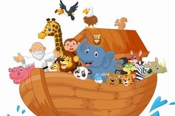 Lista De Reprodução : A Arca De Noé