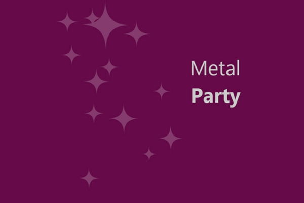 Metal Partyの画像