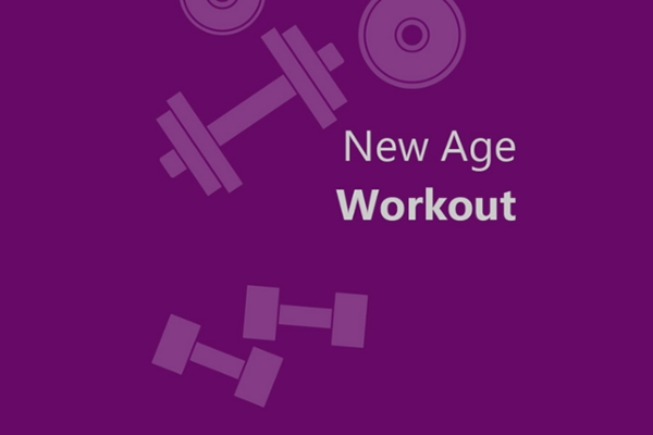 New Age Workoutの画像