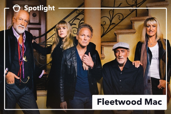 Artist Spotlight: Fleetwood Macの画像