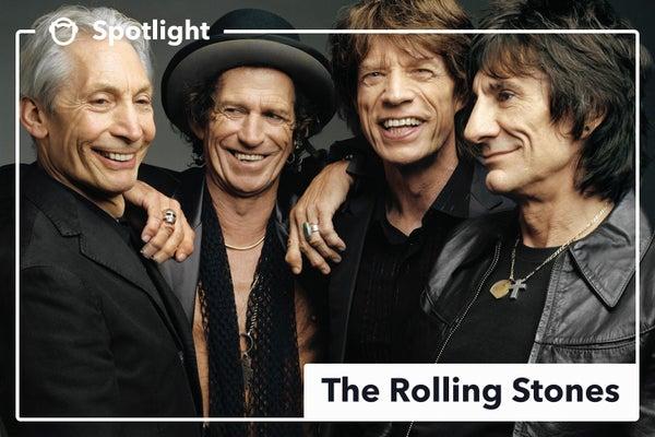 Artist Spotlight: The Rolling Stonesの画像