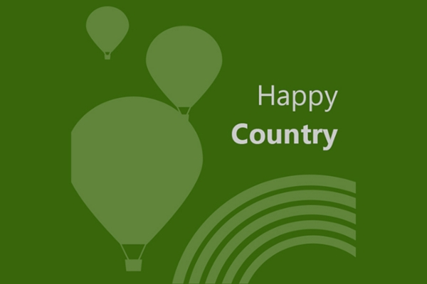 Happy Countryの画像