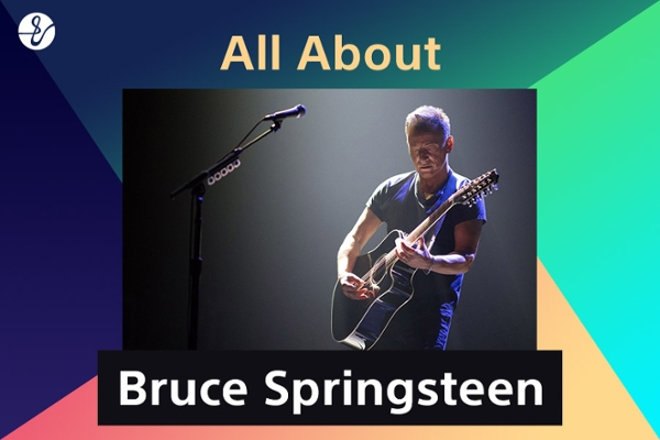 All About Bruce Springsteenの画像