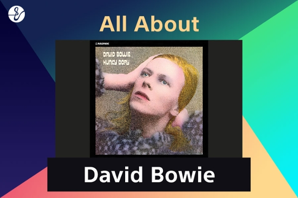 All About David Bowieの画像