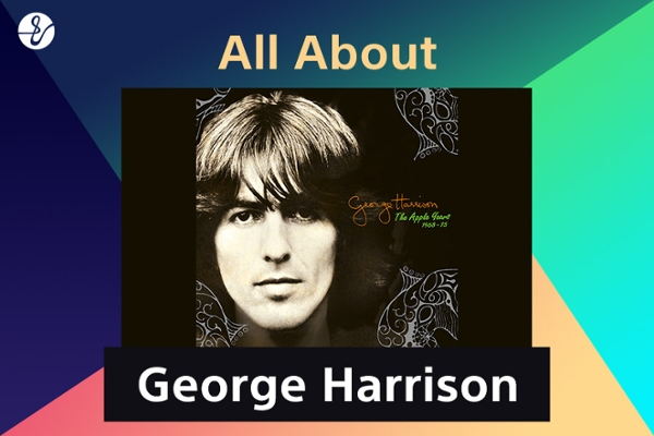 All About George Harrisonの画像