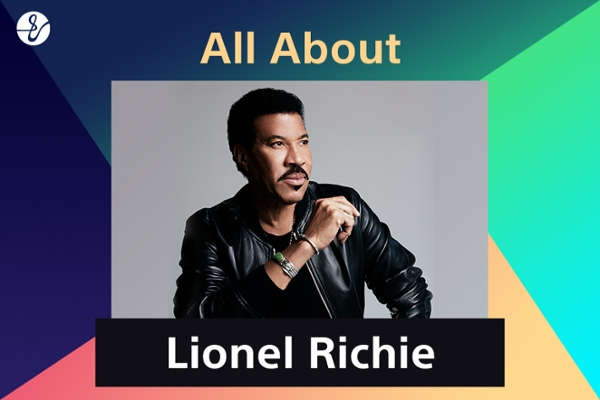 All About Lionel Richieの画像