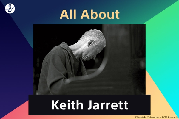 All About Keith Jarrett		の画像