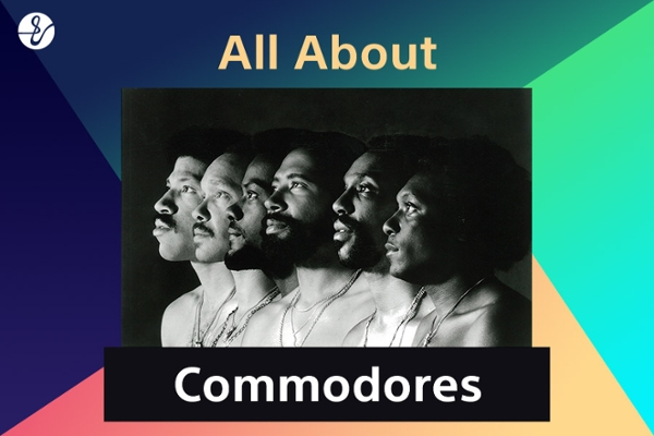 All About Commodoresの画像