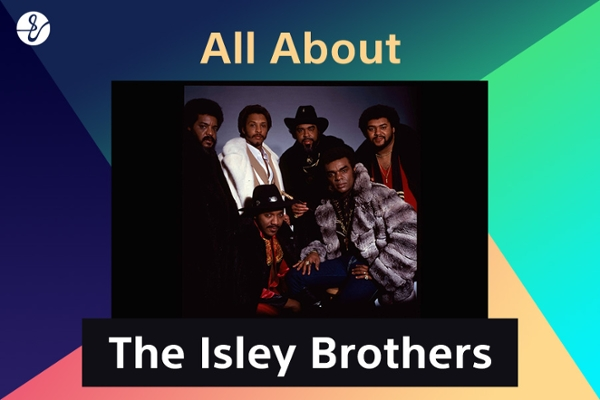 All About The Isley Brothersの画像