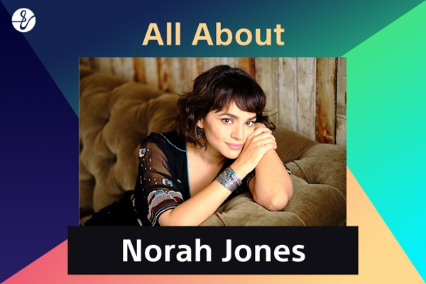 All About Norah Jonesの画像