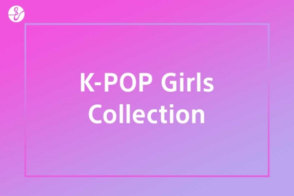 K-POP Girls Collectionの画像