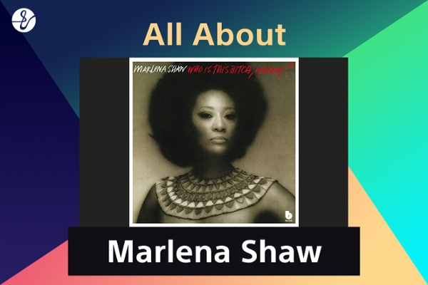 All About Marlena Shawの画像