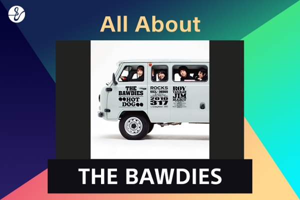 All About THE BAWDIESの画像