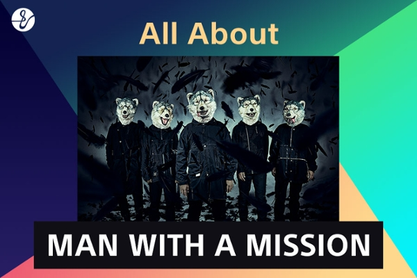 All About MAN WITH A MISSIONの画像