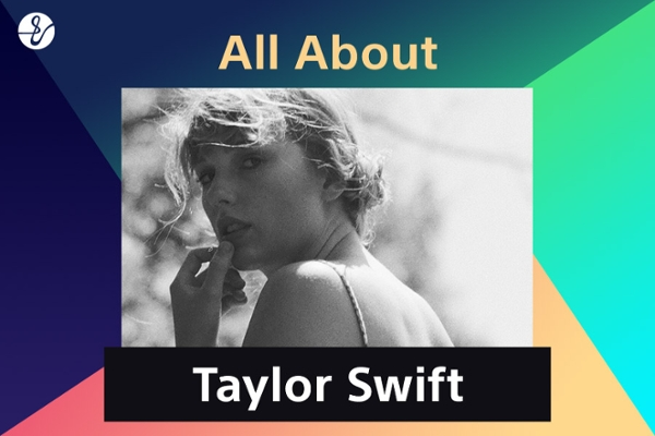 All About Taylor Swiftの画像