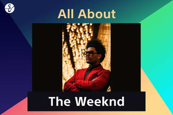 All About The Weekndの画像