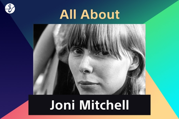 All About Joni Mitchellの画像