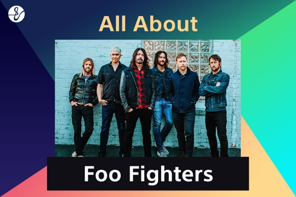 All About Foo Fightersの画像