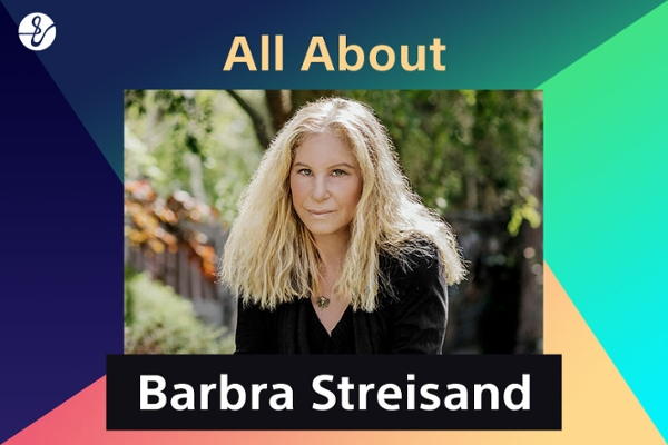 All About Barbra Streisandの画像
