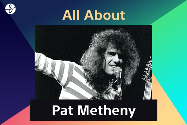 All About Pat Methenyの画像