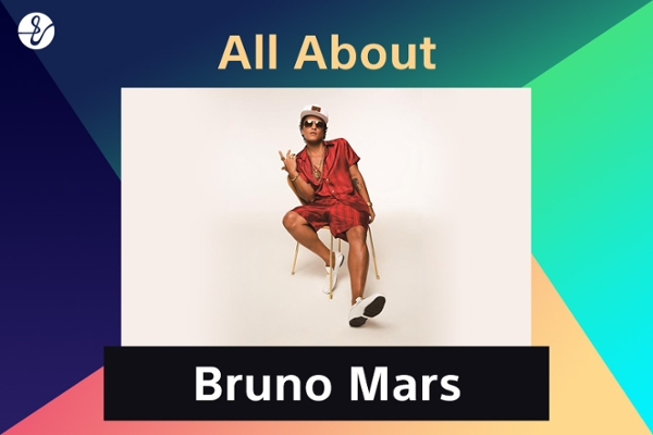 All About Bruno Marsの画像