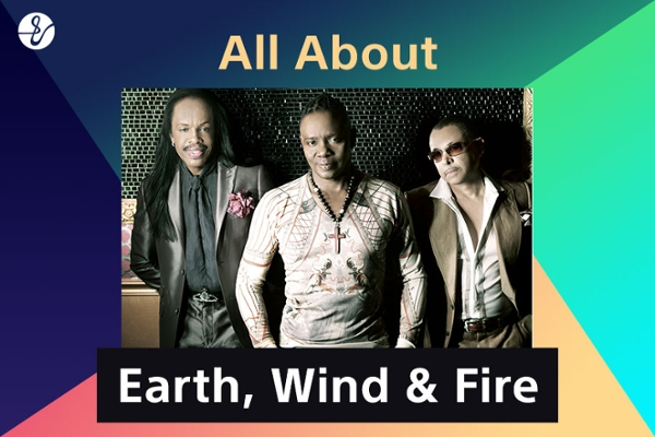 All About Earth, Wind & Fireの画像