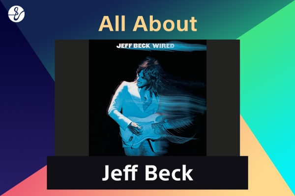 All About Jeff Beckの画像