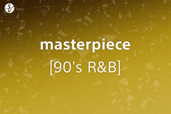 masterpiece [90's R&B]の画像