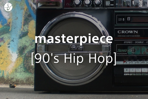 masterpiece [90's Hip Hop]の画像