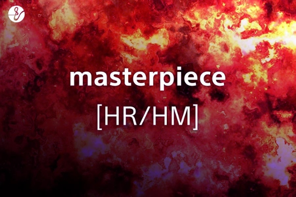 masterpiece [HR/HM]の画像