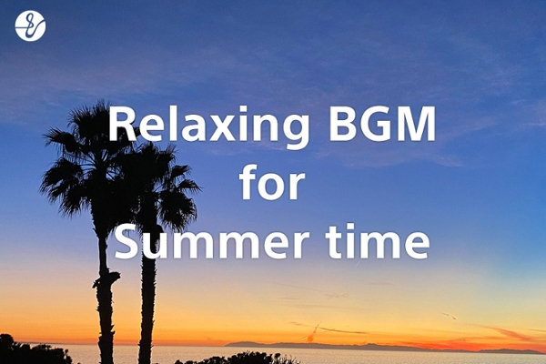 Relaxing Piano for Summer time